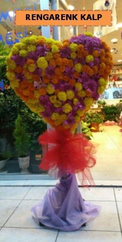 Ankara mevsim çiçeklerinden kalp perförje  Konya kaliteli taze ve ucuz çiçekler