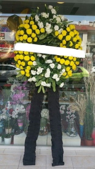 Cenaze çiçek modeli cenaze çiçeği  Konya kaliteli taze ve ucuz çiçekler