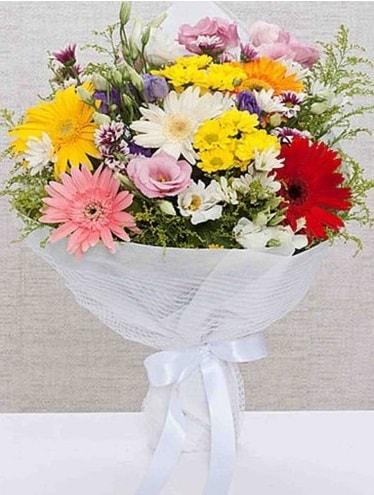Karışık Mevsim Buketleri  Konya online çiçekçi , çiçek siparişi