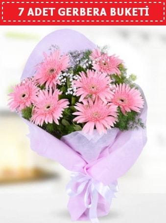 Pembe Gerbera Buketi  Konya yurtiçi ve yurtdışı çiçek siparişi