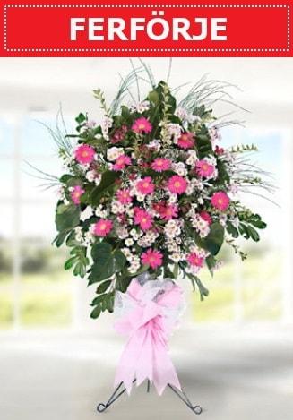 Ferförje düğün nikah açılış çiçeği  Konya çiçek servisi , çiçekçi adresleri