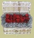 Konya hediye çiçek yolla  Sandikta 11 adet güller - sevdiklerinize en ideal seçim
